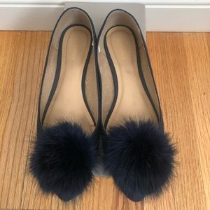 Adorable Poof Flats